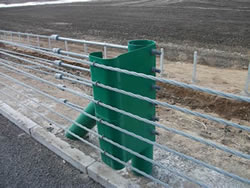 Steel Cable Safety Barriers